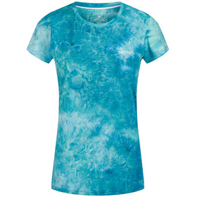 Regatta Fingal IV Shortsleeve Shirt Women turquoise